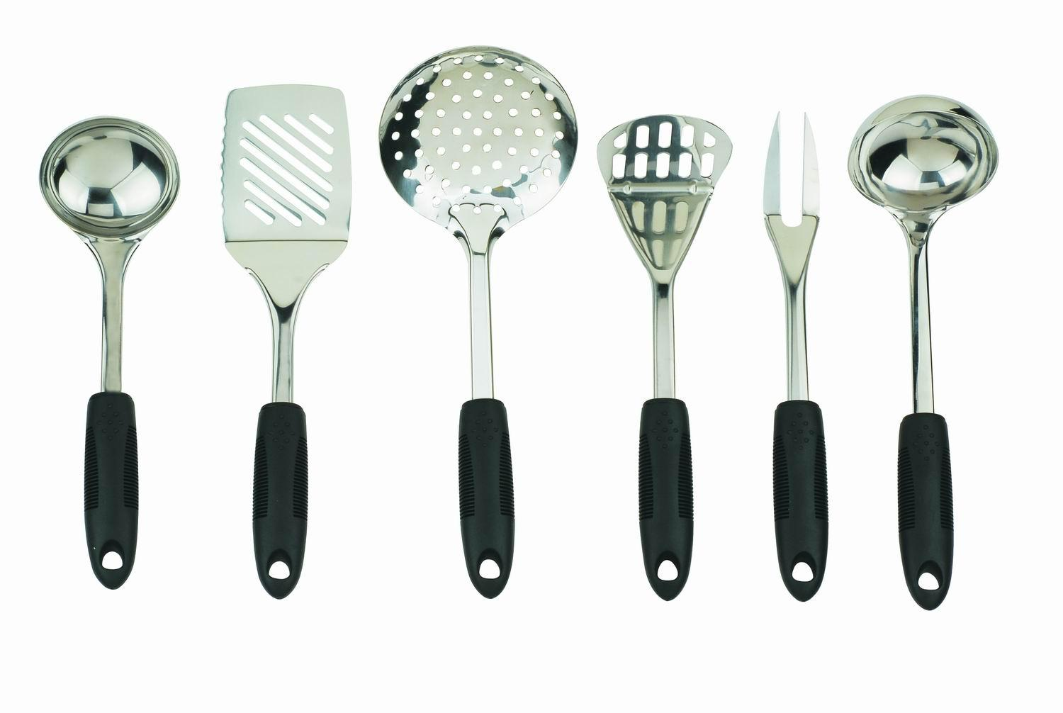 Kitchen equipment and their uses - Stainless Steel Utensils