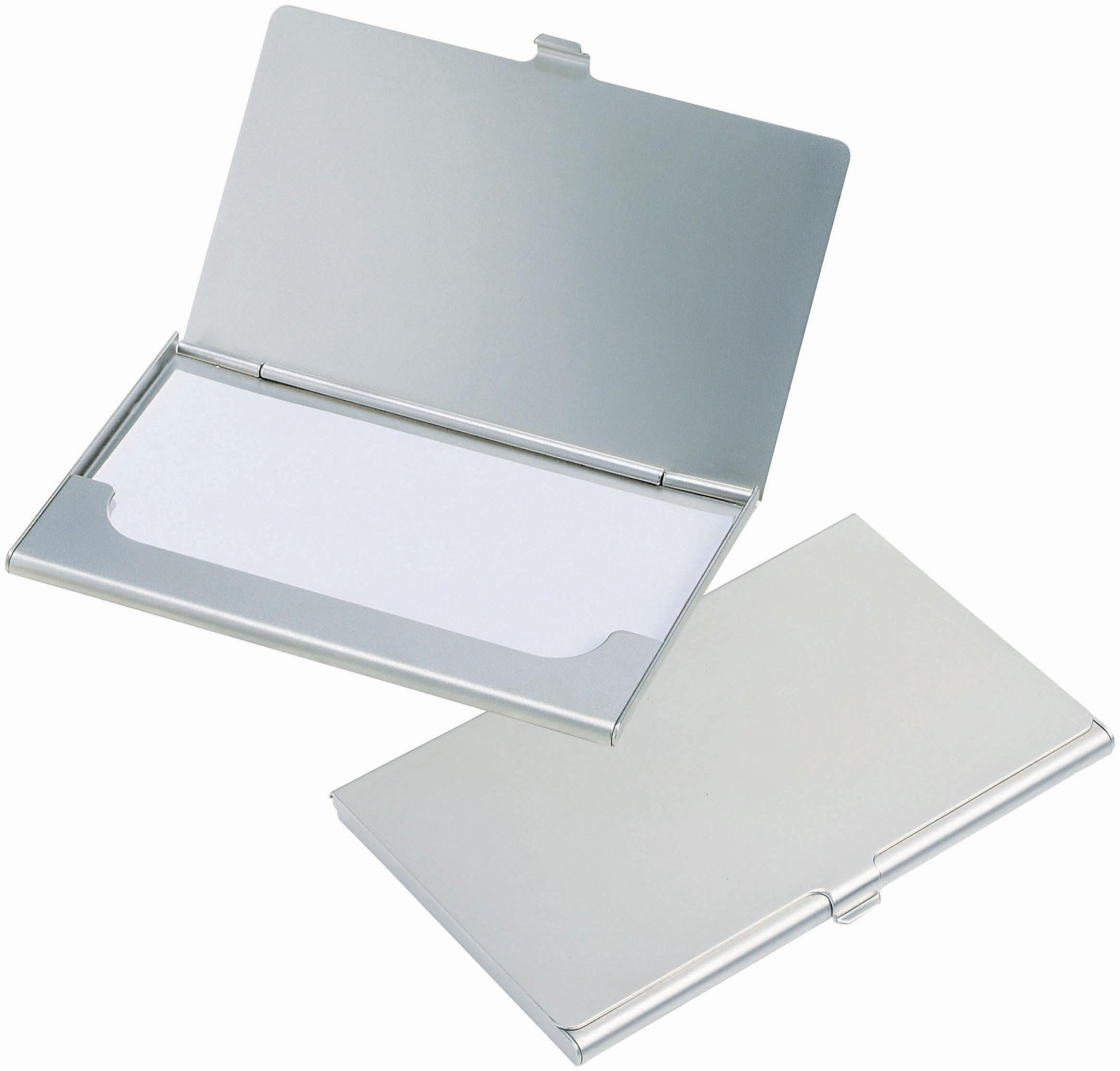 metal card holder - Metal Business Card Case